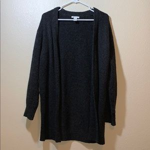 H&M Oversized Wool Blend Cardigan NWOT